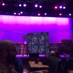 Photo taken at Cabaret Theater - Mohegan Sun by Eric 📱 M. on 3/9/2014