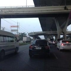 Photo taken at Nissan Motor (Thailand) Co., Ltd. by Aum Infinityfreedom™ on 3/8/2013