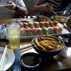 Photo taken at Kiyadon Sushi by Robert D. on 1/24/2013