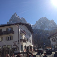 Photo taken at Wanderhotel Europa by Massimo C. on 3/8/2014