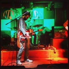 Photo taken at Wah Wah Club by Eliel C. on 2/1/2013