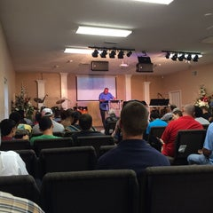 Photo taken at Real Life church by Chicke F. on 9/28/2014