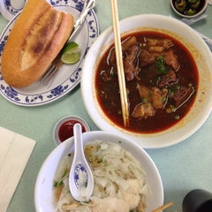 Photo taken at Kim Ky Noodle House by Jewel S. on 12/12/2014