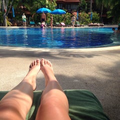 Photo taken at Patong Merlin Hotel Phuket by Emmy D. on 2/24/2016