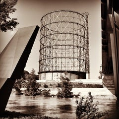 Photo taken at Gazometro by Claudio C. on 6/3/2013