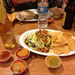 Photo taken at Zapata Mexican Grill by Gregory S. on 4/18/2013