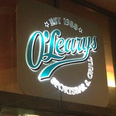 Photo taken at O'Learys Bar & Grill by Michael on 8/30/2014