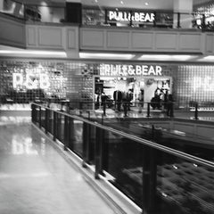 Photo taken at Pull & Bear by Hana S. on 11/1/2014