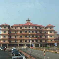 Photo taken at Cochin International Airport (COK) by Deepak J. on 7/4/2013