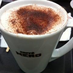Photo taken at Caffè Nero by Ali M. on 4/1/2013