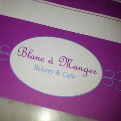 Photo taken at Blanc à Manger by Claudia M. on 4/4/2013