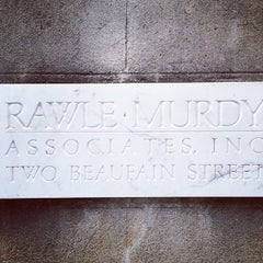 Photo taken at Rawle Murdy by Brett M. on 4/9/2014