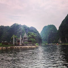 Photo taken at Ninh Bình by Erwin T. on 7/27/2014