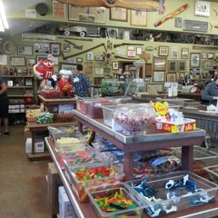Photo taken at Wintons Island Candy Shop by Kat N. on 3/26/2013