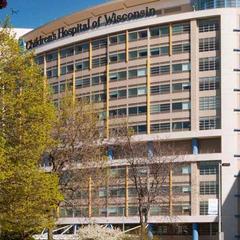 Photo taken at Children's Hospital of Wisconsin by Children's Hospital of Wisconsin on 8/12/2014