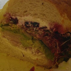 Photo taken at The Best Little Sandwich Shop by Stephanie M. on 12/8/2012