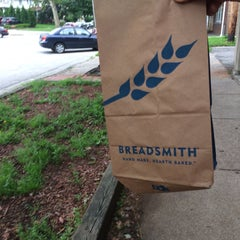 Photo taken at Breadsmith of Lakewood by Hailey P. on 6/18/2015