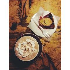 Photo taken at Anjou Bakery by Tiffany V. on 2/8/2014