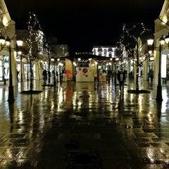 Photo taken at McArthurGlen Designer Outlet Parndorf by Dragan on 12/16/2012