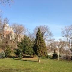 Photo taken at Morningside Park by Daniel on 4/1/2013