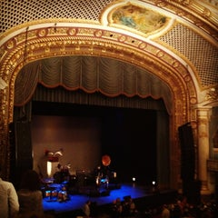 Photo taken at State Theatre by Aveena M. on 12/18/2012