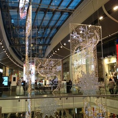 Photo taken at Westfield Stratford City by David D. on 11/22/2012
