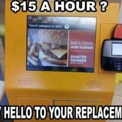 Photo taken at McDonald's by Scott W. on 6/10/2014