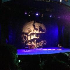 Photo taken at Teatro Julio Prieto by Paulina M. on 5/12/2013