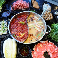 Photo taken at Little sheep Mongolian Hot Pot by Little sheep Mongolian Hot Pot on 7/31/2015