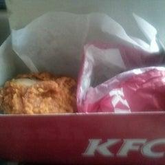 Photo taken at KFC by Imam W. on 4/9/2014