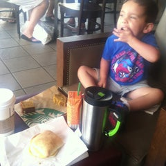 Photo taken at Starbucks by Matt N. on 8/17/2013