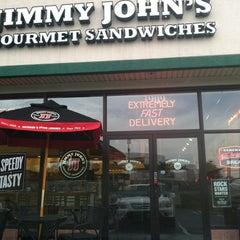 Photo taken at Jimmy John's by Matt N. on 9/15/2013