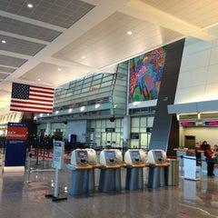 Photo taken at Terminal A by Antonio F. on 3/20/2013