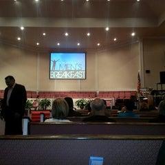 Photo taken at International Christian Center by Raymond C. on 3/29/2013