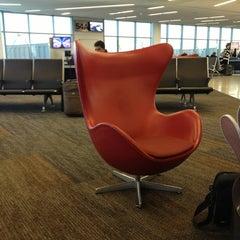 Photo taken at Terminal 2 by Sarah H. on 12/27/2012