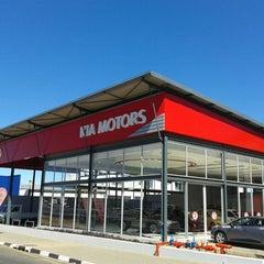 Photo taken at KIA Motors - Windhoek by Brendan I. on 4/20/2013