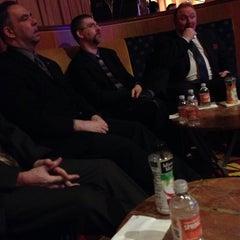 Photo taken at Cabaret Theater - Mohegan Sun by Kai  L. on 3/13/2014