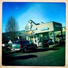 Photo taken at Dutch Bros. Coffee by Matthew T. on 1/18/2014