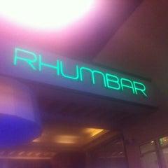 Photo taken at RHUMBAR by McGee on 10/5/2013