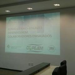 Photo taken at COPEJEM Conselho Jovem Empresario de Maringa by Vicente S. on 5/20/2014