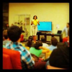 Photo taken at GSB MBA Lounge by Greg B. on 9/25/2012