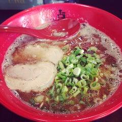 Photo taken at らーめん点 by reiji1020 on 7/30/2014