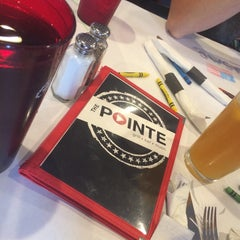 Photo taken at The Pointe Bar And Grill by Nicole R. on 8/21/2014