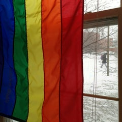 Photo taken at LGBT Student Services by B.J. F. on 1/30/2013