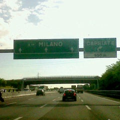 Photo taken at A4 Torino - Trieste by Monica R. on 6/3/2013
