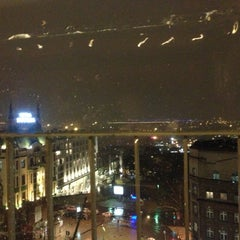 Photo taken at Caruso by MARIA Z. on 1/18/2013