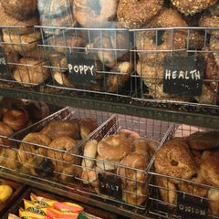 Photo taken at Murray's Bagels by Christian on 2/17/2013