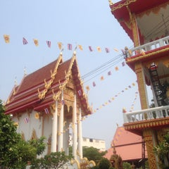 Photo taken at Wat Luang by PookaPui S. on 4/12/2016