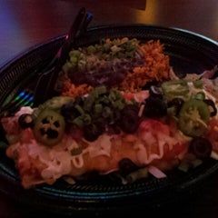 Photo taken at Tijuana Flats by James L. on 10/21/2012