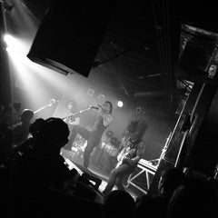 Photo taken at Upstate Concert Hall by Anthony A. on 12/7/2012